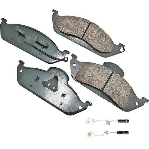 EURO EUR760 Disc Brake Pad Set