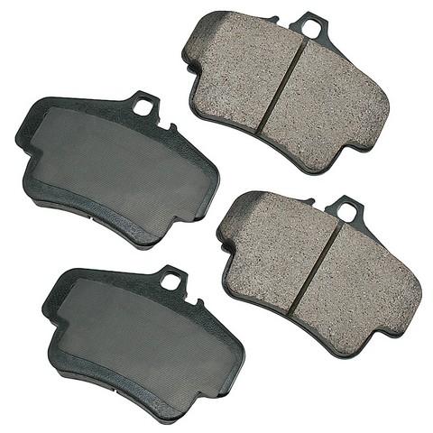 EURO EUR776 Disc Brake Pad Set