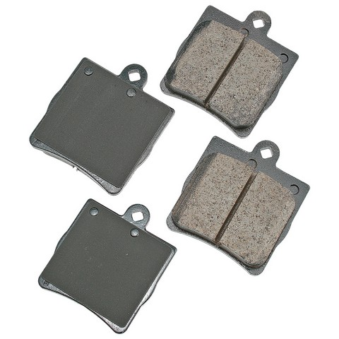 EURO EUR779 Disc Brake Pad Set