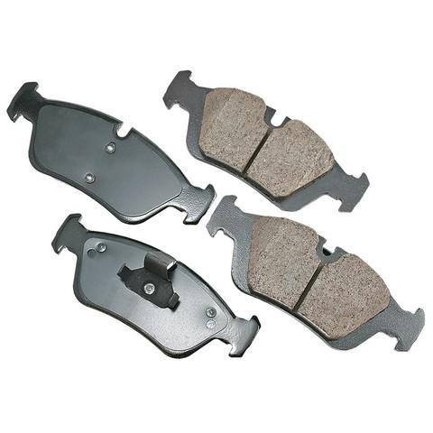 EURO EUR781 Disc Brake Pad Set