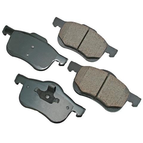 EURO EUR794 Disc Brake Pad Set