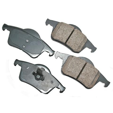 EURO EUR795 Disc Brake Pad Set