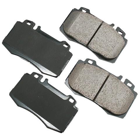 EURO EUR847 Disc Brake Pad Set