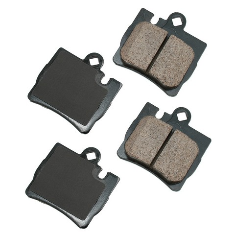 EURO EUR848 Disc Brake Pad Set