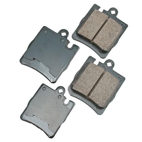EURO EUR873 Disc Brake Pad Set
