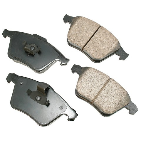 EURO EUR915A Disc Brake Pad Set