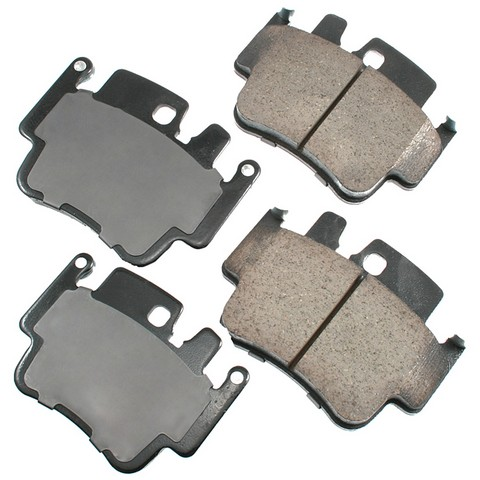 EURO EUR917 Disc Brake Pad Set
