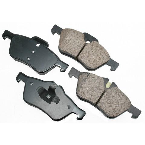 EURO EUR939 Disc Brake Pad Set