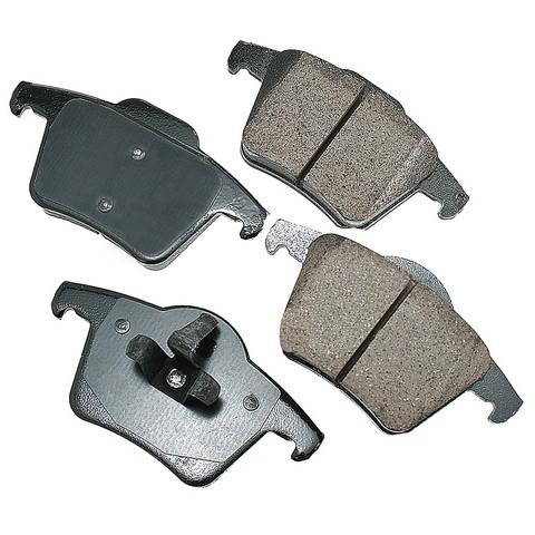 EURO EUR980 Disc Brake Pad Set