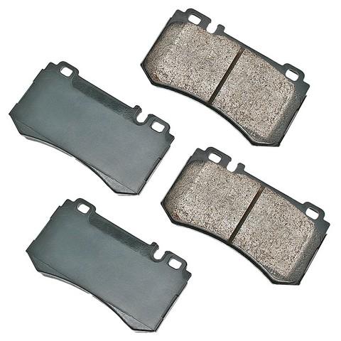 EURO EUR984 Disc Brake Pad Set