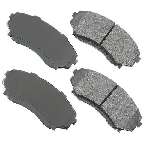 ProACT ACT1038 Disc Brake Pad Set