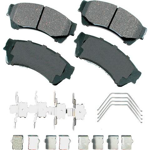 ProACT ACT1164 Disc Brake Pad Set