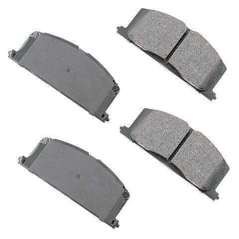 ProACT ACT242 Disc Brake Pad Set