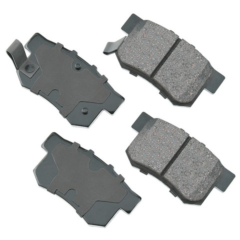 ProACT ACT537 Disc Brake Pad Set