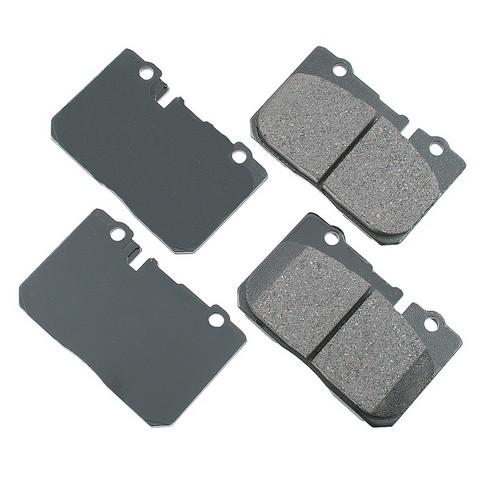 ProACT ACT665 Disc Brake Pad Set