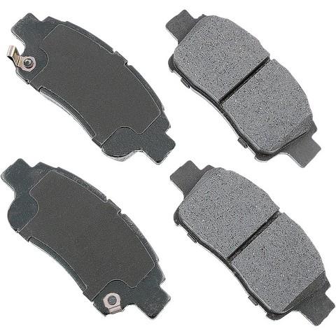 ProACT ACT831 Disc Brake Pad Set