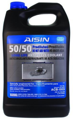 AISIN ACB-003 Engine Coolant / Antifreeze