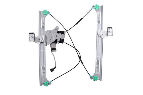 AISIN RPAGM-015 Power Window Motor and Regulator Assembly
