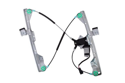 AISIN RPAGM-099 Power Window Motor and Regulator Assembly
