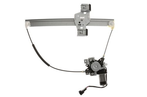 AISIN RPAGM-166 Power Window Motor and Regulator Assembly