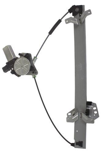AISIN RPAH-044 Power Window Motor and Regulator Assembly