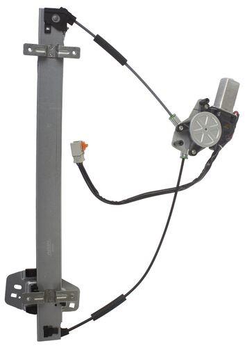 AISIN RPAH-055 Power Window Motor and Regulator Assembly