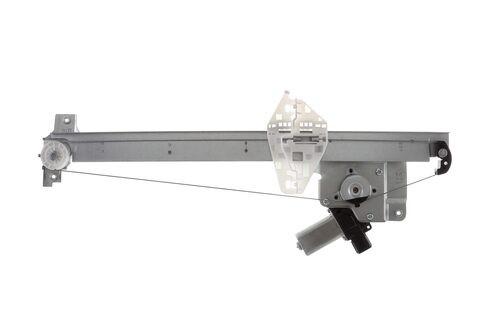 AISIN RPAH-115 Power Window Motor and Regulator Assembly