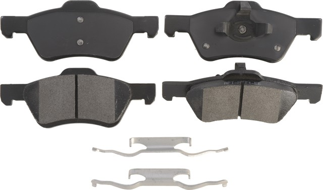 Autopart International 1403-235186 Disc Brake Pad Set