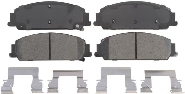 Autopart International 1403-239236 Disc Brake Pad Set