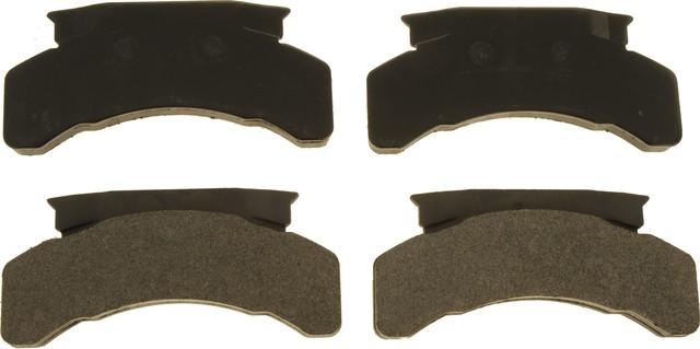 Autopart International 1403-246758 Disc Brake Pad Set