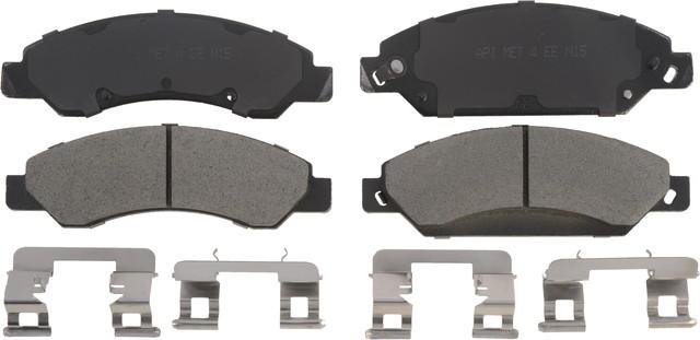 Autopart International 1403-255632 Disc Brake Pad Set