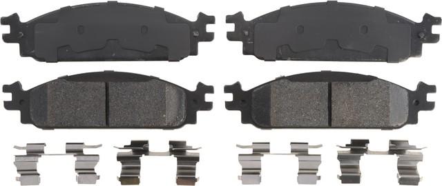 Autopart International 1403-258746 Disc Brake Pad Set