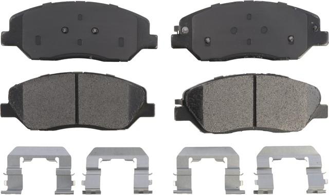 Autopart International 1403-258748 Disc Brake Pad Set