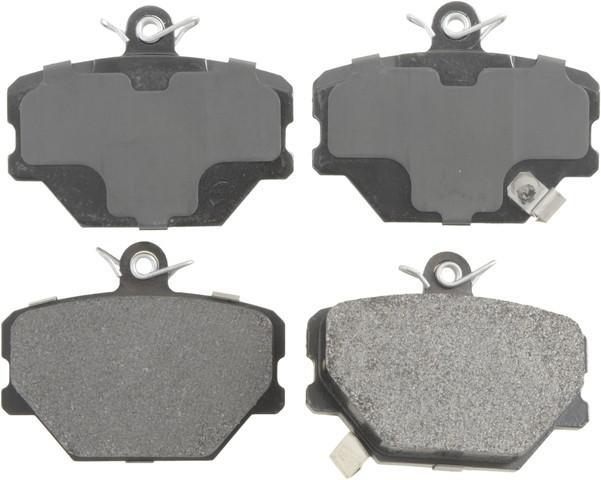 Autopart International 1403-284758 Disc Brake Pad Set