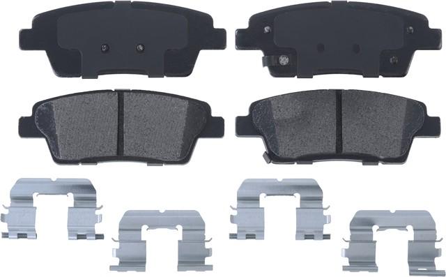Autopart International 1403-321980 Disc Brake Pad Set