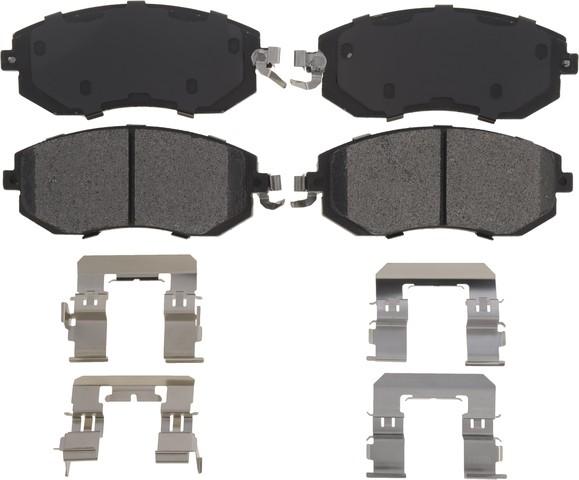 Autopart International 1403-322087 Disc Brake Pad Set
