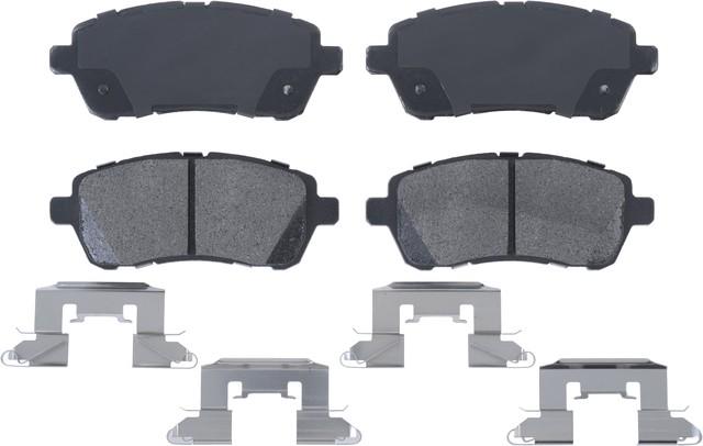 Autopart International 1403-322129 Disc Brake Pad Set