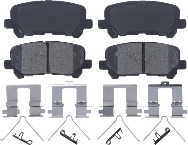 Autopart International 1403-423114 Disc Brake Pad Set