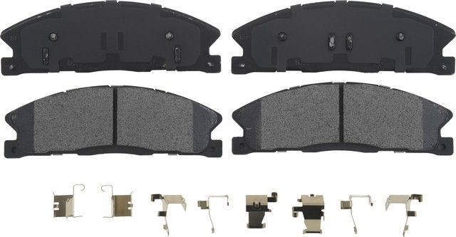 Autopart International 1403-437629 Disc Brake Pad Set