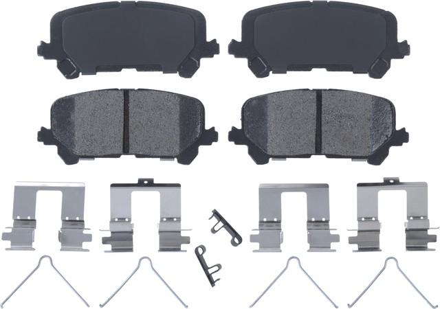 Autopart International 1403-503893 Disc Brake Pad Set