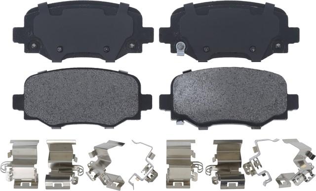 Autopart International 1403-507670 Disc Brake Pad Set