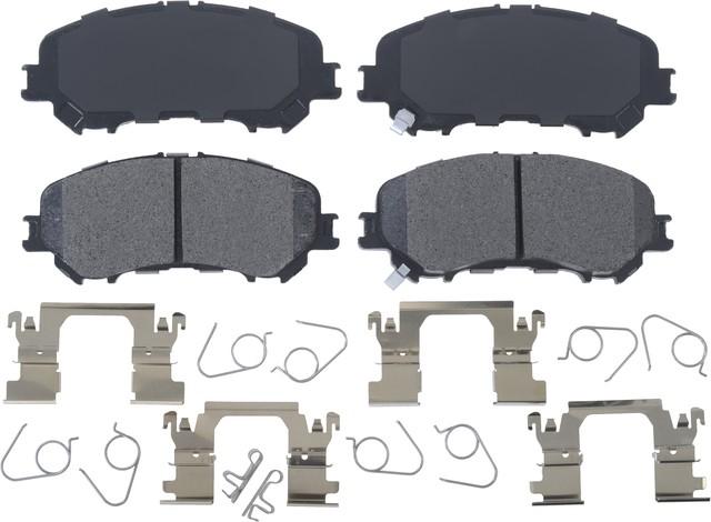 Autopart International 1403-507731 Disc Brake Pad Set
