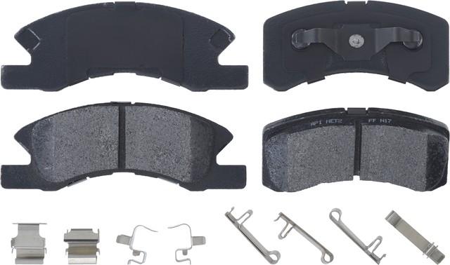 Autopart International 1403-508490 Disc Brake Pad Set
