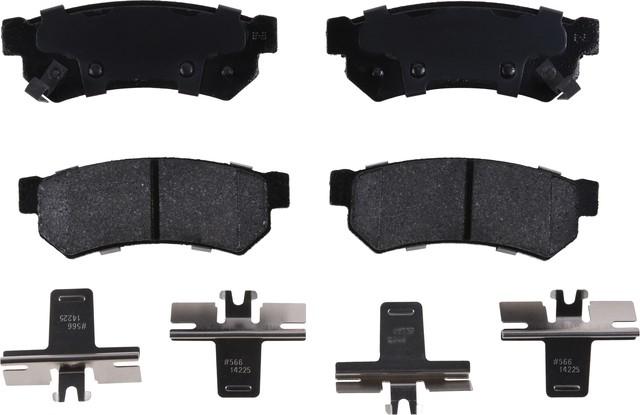 Autopart International 1403-508529 Disc Brake Pad Set