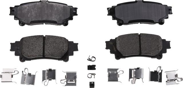 Autopart International 1403-517332 Disc Brake Pad Set