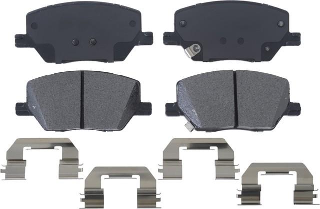 Autopart International 1403-548499 Disc Brake Pad Set