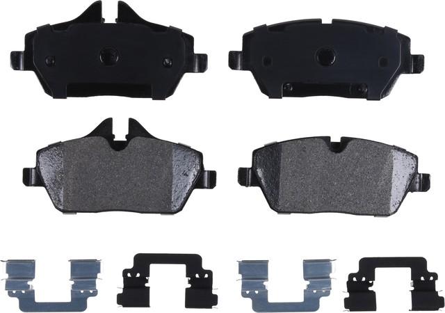 Autopart International 1403-550252 Disc Brake Pad Set