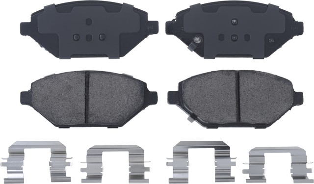 Autopart International 1403-582617 Disc Brake Pad Set