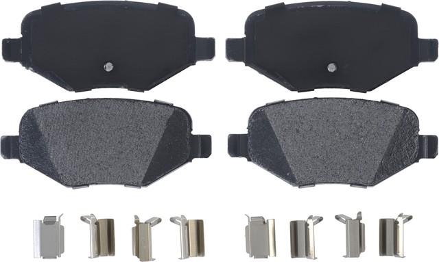 Autopart International 1403-582680 Disc Brake Pad Set