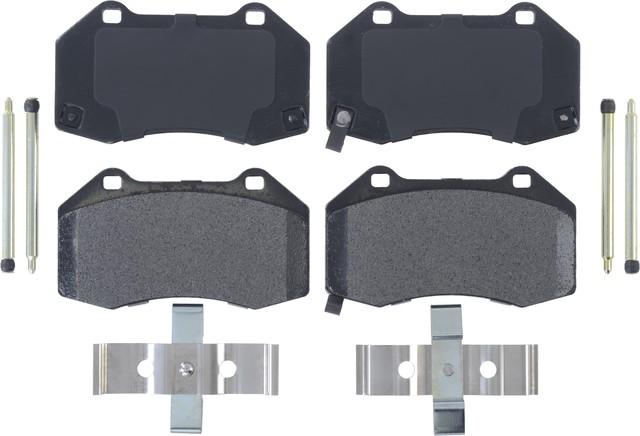 Autopart International 1403-582721 Disc Brake Pad Set
